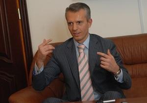 Хорошковский рассказал, почему Интер не намерен участвовать в конкурсах на аналоговые частоты