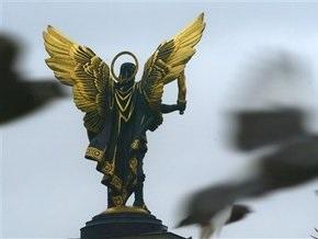 Один из памятников на Майдане могут заменить и перенести в другое место