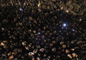 Демонстрации против повышения цен на топливо охватили все города Иордании