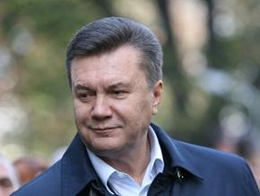 Янукович рассказал, как дети плачут из-за украинского языка