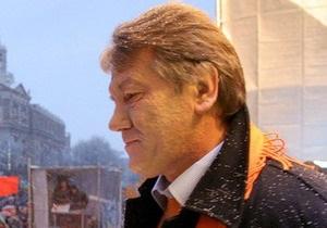 Генпрокуратура хочет закрыть дело об отравлении Ющенко