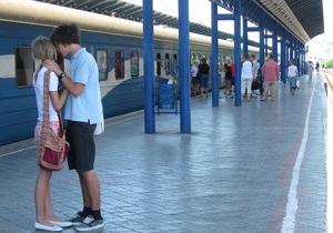В Крым направят дополнительный поезд