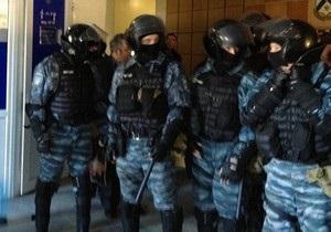 Милиция возбудила уголовное дело в связи со столкновениями в Первомайске