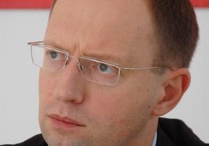 Яценюк: Переход в расчетах на рубли - первый шаг к переходу Украины под полный протекторат России