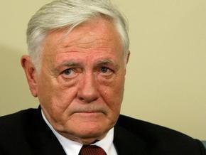 Президент Литвы  попал в больницу