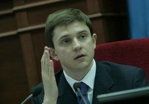 Довгий считает, что отчеты чиновников КГГА перед Киевсоветом должны стать обычным форматом работы