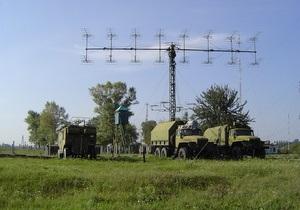 Украина приняла на вооружение новую радиолокационную станцию П-18 Малахит