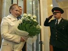 Первое заседание правительства Тимошенко длилось более двух часов