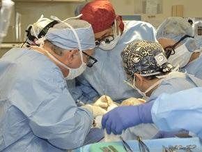 Умер первый в Китае человек, перенесший операцию по трансплантации лица