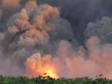 У Еханурова есть шесть версий возгорания складов в Лозовой