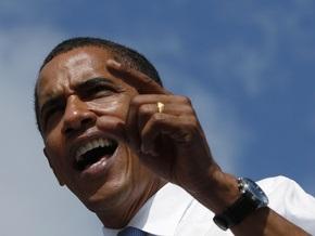 Опрос: Обама – самый влиятельный мужчина 2008 года