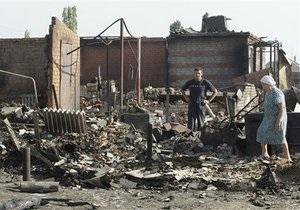 Жертвами лесных пожаров в России стали 34 человека