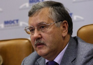 Гриценко: Хакеры - это проблема для национальной безопасности