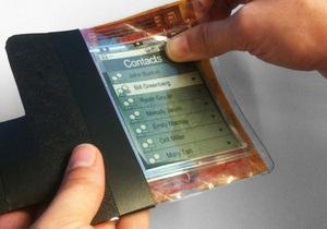 В Канаде разработали прототип гибкого iPhone