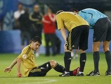 Евро-2008: Лучший бомбардир не сыграет в финале