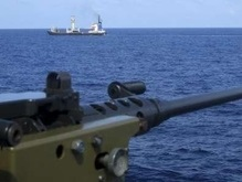 Пираты увезли украинских моряков в неизвестном направлении