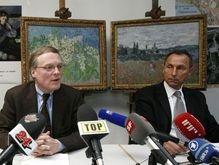Полиция не нашла двух похищенных в Цюрихе картин