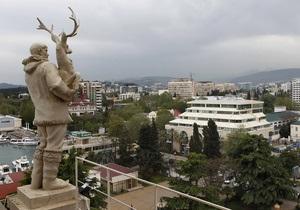 МЧС РФ развеяло слухи о скором землетрясении в Сочи