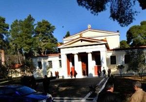В Греции ограбили музей античных Олимпийских Игр