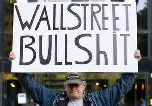 Жители Канады присоединились к акции Захвати Wall Street