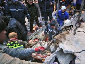 Фотогалерея: Смертоносный кислород: евпаторийский дом взлетел на воздух