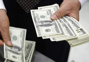 Ъ: НБУ пытается снизить ставки по валютным вкладам населения