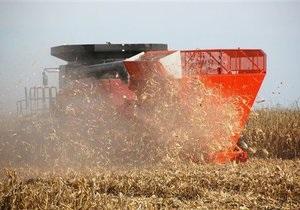 Янукович настаивает на замене квотирования экспорта зерна пошлинами