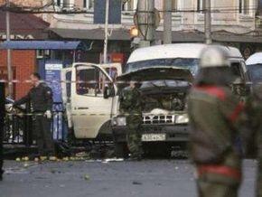 Теракт во Владикавказе: жертвами взрыва стали 10 человек, ранены более 40