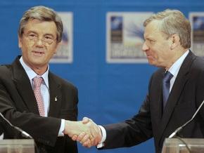Le Monde: Рука, протянутая Украине и Грузии