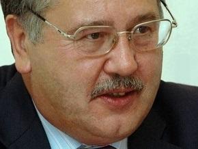 Гриценко: Я решил создать Гражданскую инициативу