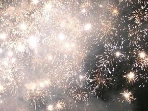 Праздничные фейерверки по случаю 9 мая пройдут в восьми городах Украины
