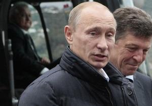 Путин навестил в больнице пострадавших от теракта