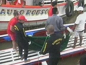 На Амазонке перевернулось судно со 185 людьми на борту: есть жертвы