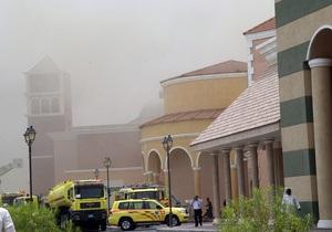 В Катаре вспыхнул пожар в игровой комнате торгового центра, погибли 13 детей