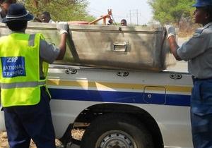 В Зимбабве проститутка  воскресла  в гробу