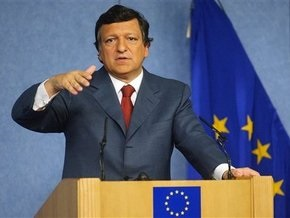 Баррозу: ЕС готов рассмотреть предложения России по новой энергохартии