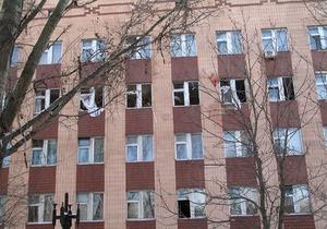 Взрыв в Луганске: Генпрокуратура возбудила уголовное дело