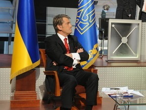 Ющенко снова придет на Свободу на Интере