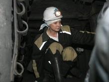 Тимошенко спустилась в шахту