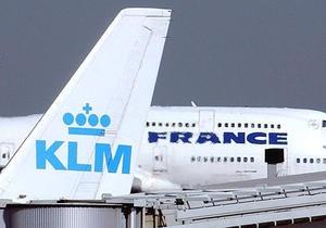 Air France и KLM предоставят в своих самолетах Wi-Fi