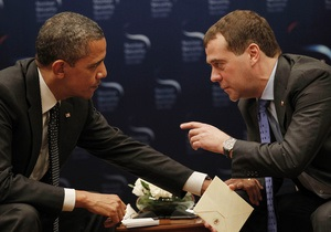Подслушанная беседа: о чем Обама сказал Медведеву в Сеуле