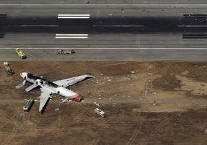 Пилоты разбившегося Boeing 777 пытались отменить посадку