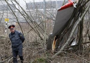 ВВС РФ: Пилоты разбившегося Ту-154 игнорировали указания диспетчеров