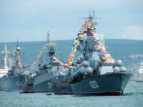 НГ: Черноморский флот недосчитался служивых