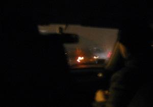 В Хмельницкой области водитель Mitsubishi сбил насмерть трех человек