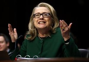 Хиллари Клинтон: Америке нужно понять истинные цели России