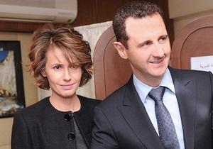 Жены дипломатов ООН просят Асму Асад помочь миру в Сирии