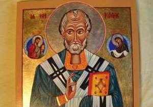 В Киев привезли мощи Святого Николая Чудотворца