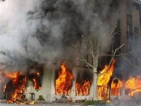 У штаб-квартиры сил НАТО в Кабуле взорвалась бомба (обновлено)