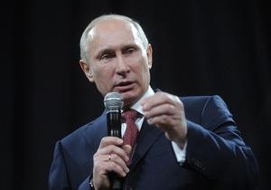 Путин приехал на митинг своих сторонников в Лужниках